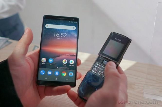 Cách nhau 12 năm, cùng xem sự khác nhau giữa Nokia 8800 Sirocco và Nokia 8 Sirocco - Ảnh 1
