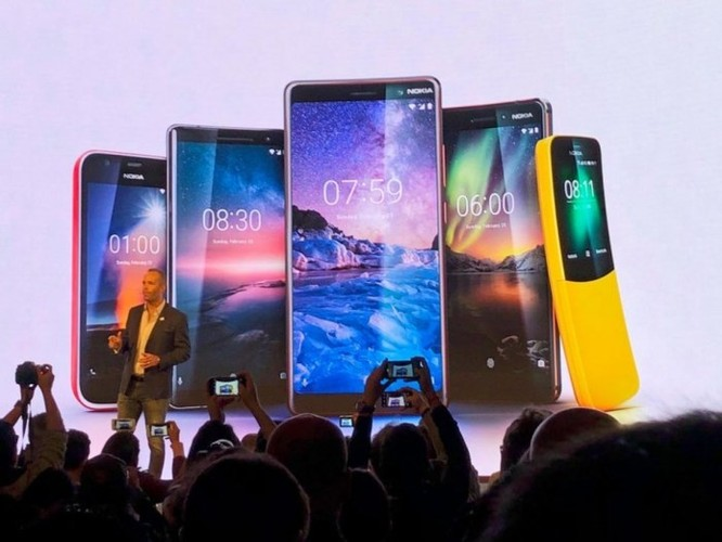 Nokia muốn lọt top 5 nhà sản xuất smartphone trên thế giới trong 3-5 năm tới - Ảnh 1