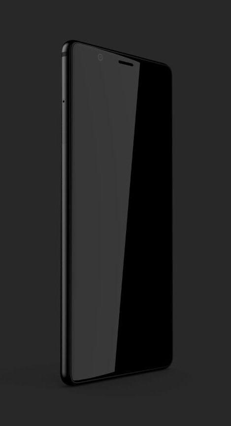 BlackBerry Ghost: smartphone Android cao cấp không viền màn hình dành cho thị trường Ấn Độ - Ảnh 2