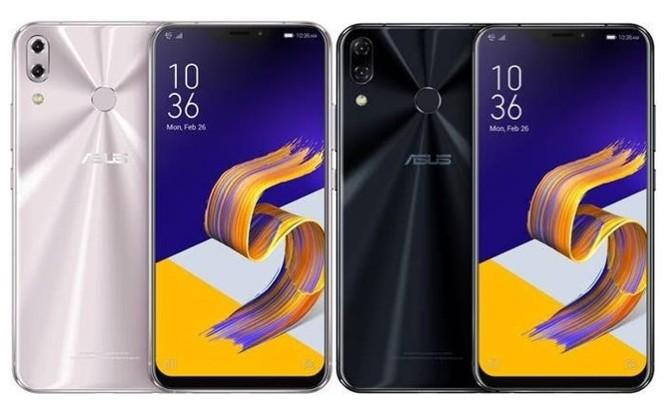 Thông tin chi tiết bộ ba smartphone ASUS ZenFone 5Z, ZenFone 5, ZenFone 5 Lite vừa ra mắt - Ảnh 2