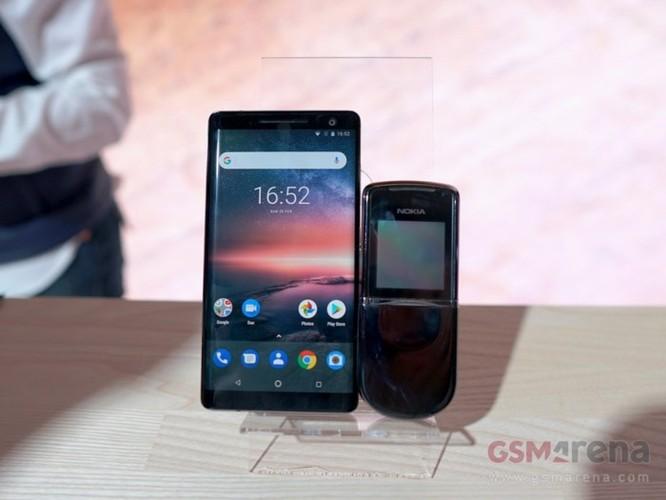Cách nhau 12 năm, cùng xem sự khác nhau giữa Nokia 8800 Sirocco và Nokia 8 Sirocco - Ảnh 3