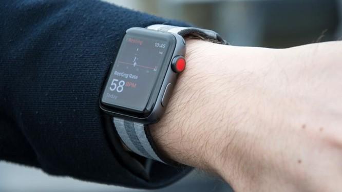 Apple Watch đánh bại mọi đối thủ, thống trị thị trường wearable 2017 - Ảnh 1