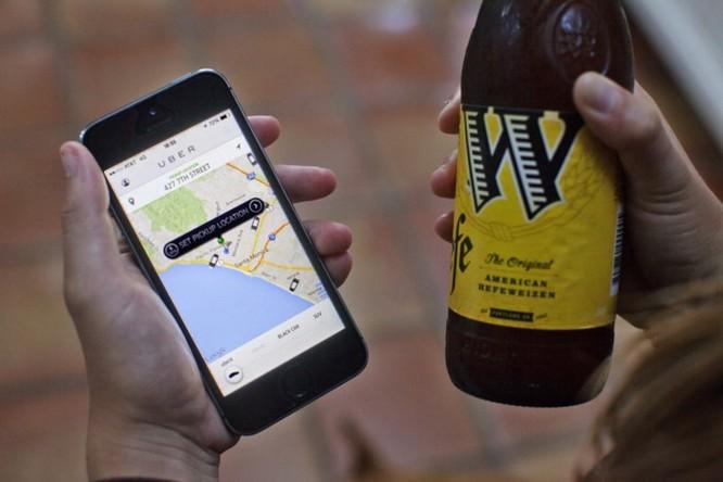 Say xỉn, nam thanh niên 'đốt' hơn 1.600 USD cho một cuốc Uber - Ảnh 2