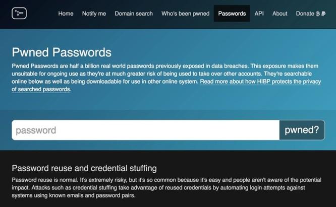 Cách kiểm tra mật khẩu Facebook có bị xâm nhập - Ảnh 3