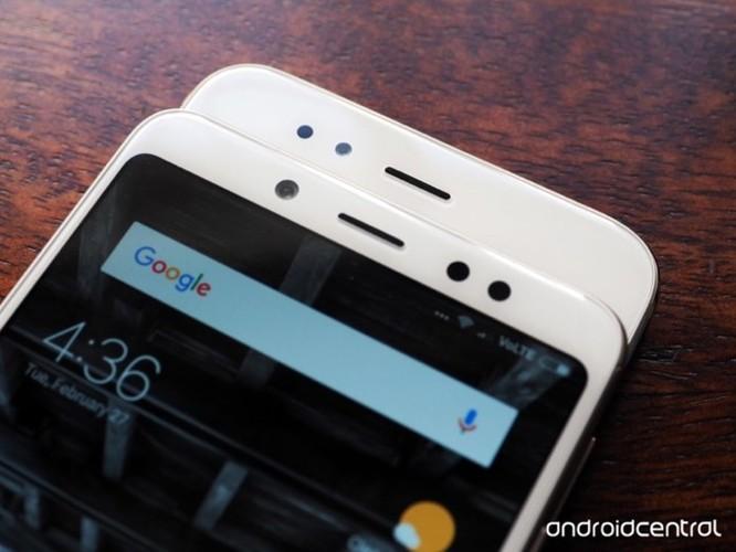 So sánh Xiaomi Redmi Note 5 Pro và Mi A1: Khi MIUI đối đầu Android One - Ảnh 3