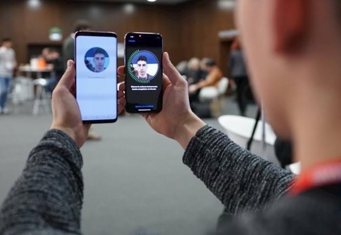 Nhận diện khuôn mặt của Galaxy S9 không an toàn như Samsung nói - Ảnh 3