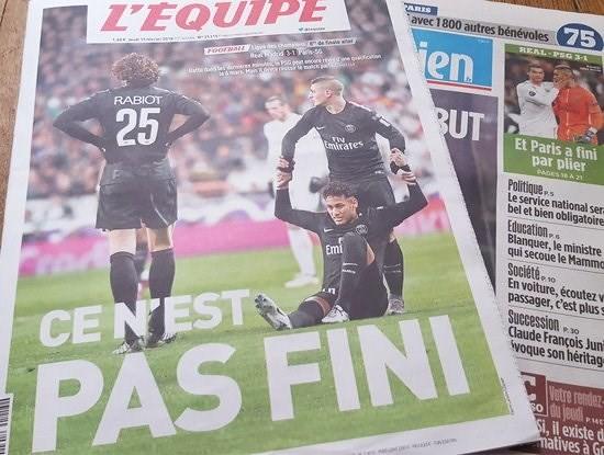 Xem lượt về PSG vs Real Madrid trực tiếp ở đâu? - Ảnh 1