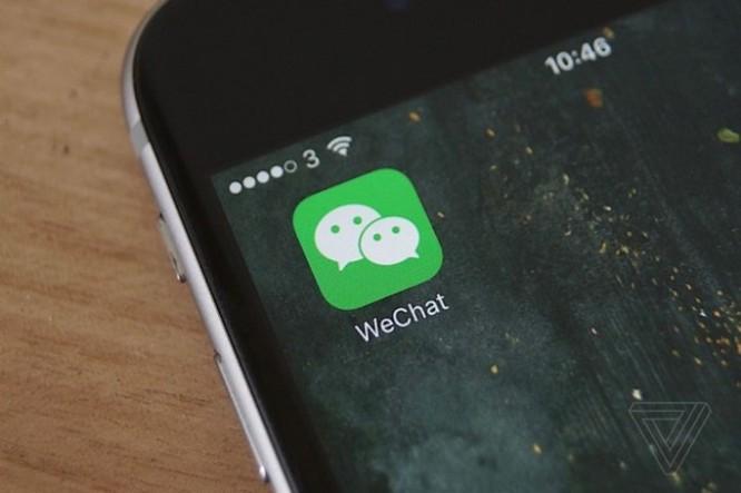 Mạng xã hội WeChat đạt mốc 1 tỷ tài khoản trên toàn cầu - Ảnh 1
