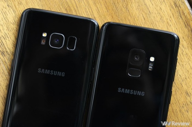 Samsung: Lượng đặt hàng Galaxy S9 đang ngang hoặc thấp hơn S8 - Ảnh 1