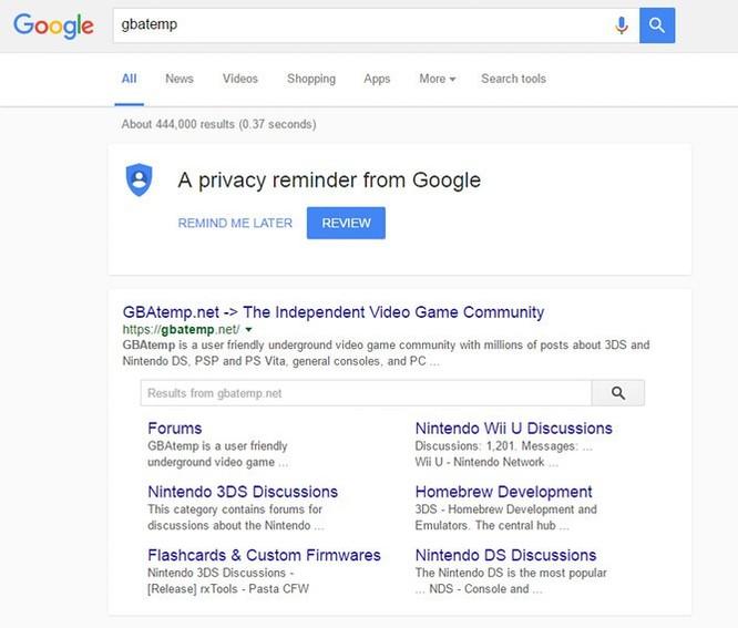 Google thử nghiệm giao diện tìm kiếm mới với thiết kế Material - Ảnh 2