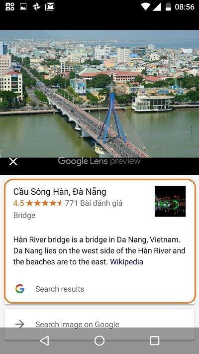 Dùng thử Google Lens vừa được cập nhật cho ứng dụng Photos trên Android - Ảnh 4