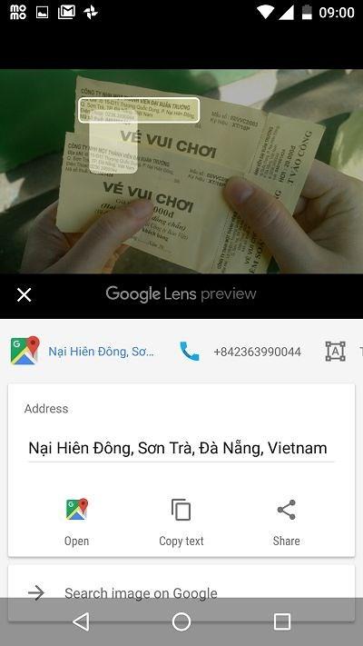 Dùng thử Google Lens vừa được cập nhật cho ứng dụng Photos trên Android - Ảnh 8