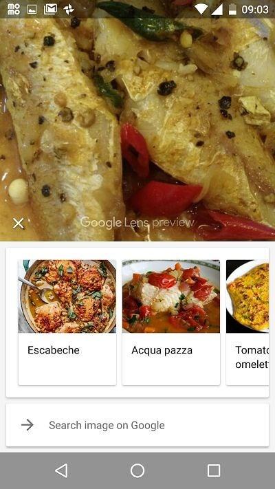 Dùng thử Google Lens vừa được cập nhật cho ứng dụng Photos trên Android - Ảnh 9