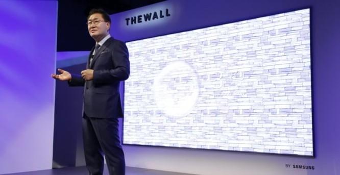 Samsung sẽ bán TV 'The Wall' 146 inch vào tháng 8 năm nay - Ảnh 1
