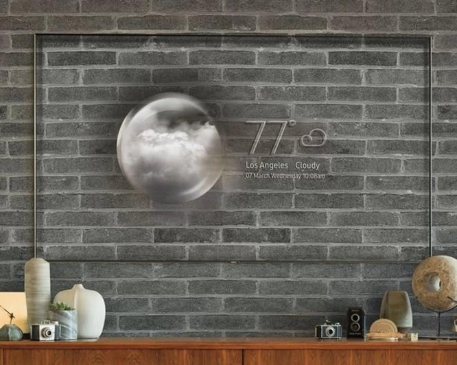 TV QLED mới của Samsung có thiết kế gần như vô hình - Ảnh 2