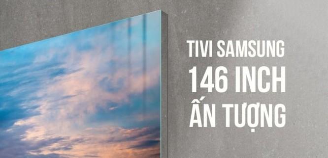 Samsung sẽ bán TV 'The Wall' 146 inch vào tháng 8 năm nay - Ảnh 2