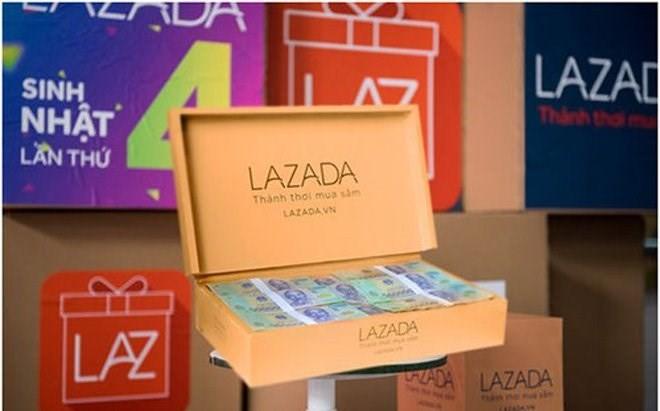 Sắp công bố kết quả thanh tra Lazada.vn - Ảnh 1