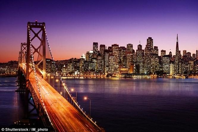 Thung lũng công nghệ Silicon Valley có nguy cơ nằm dưới mực nước biển vào năm 2100 - Ảnh 1