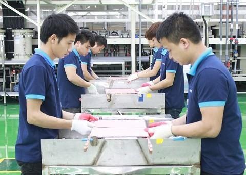 Khánh thành nhà máy sản xuất linh kiện điện tử vốn đầu tư 30 triệu USD - Ảnh 2