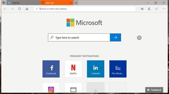 Microsoft cuối cùng đã mang 'tab' lên File Explorer - Ảnh 3