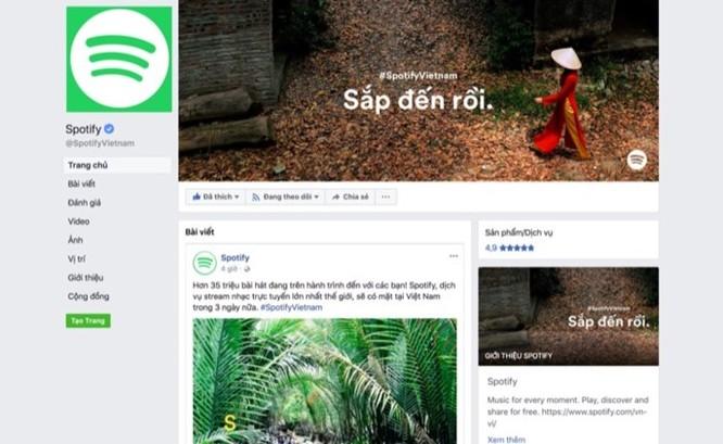 Dịch vụ stream nhạc Spotify chuẩn bị 'đổ bộ' Việt Nam - Ảnh 2