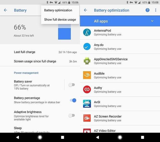 5 cách cải thiện tuổi thọ pin trên Android - Ảnh 2