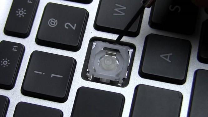 Apple nộp bằng sáng chế về bàn phím MacBook kháng bụi bẩn - Ảnh 2