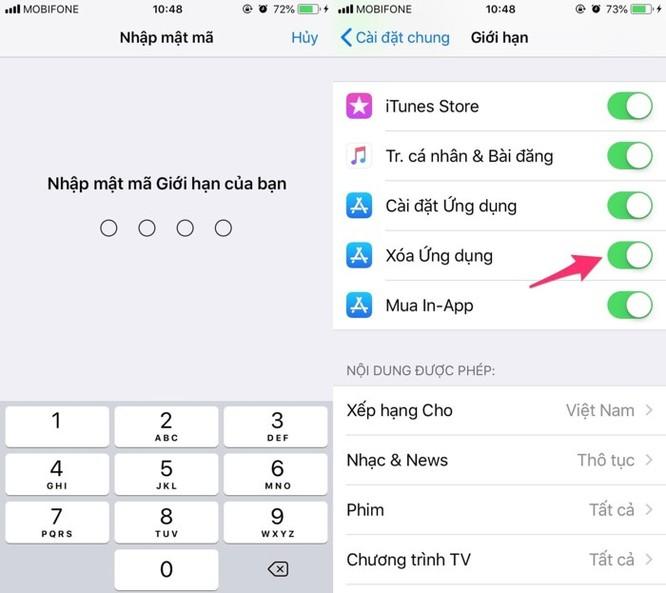 2 mẹo cần nhớ khi cho mượn iPhone, iPad - Ảnh 3