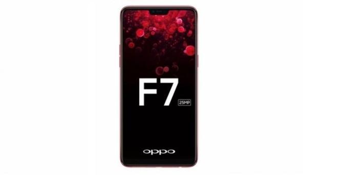OPPO F7 rò rỉ với thiết kế 'tai thỏ', camera selfie 25MP - Ảnh 1