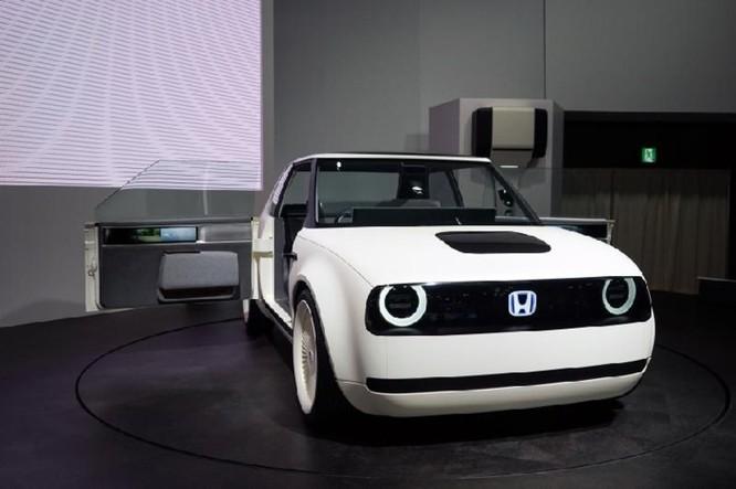 Honda sẽ bán mẫu xe điện nhỏ Urban EV đầu tiên ở châu Âu - Ảnh 1