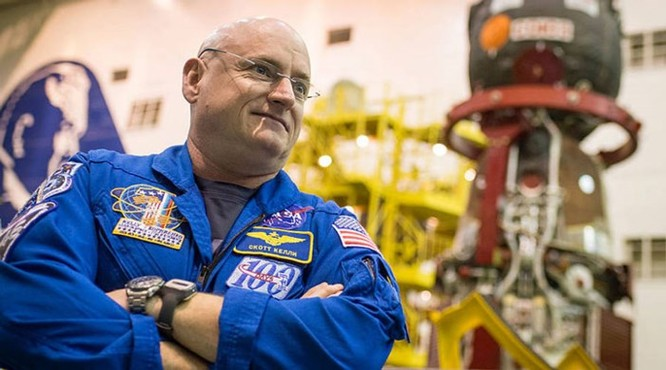 Phi hành gia NASA bị biến đổi ADN sau một năm ở ngoài vũ trụ. - Ảnh 2