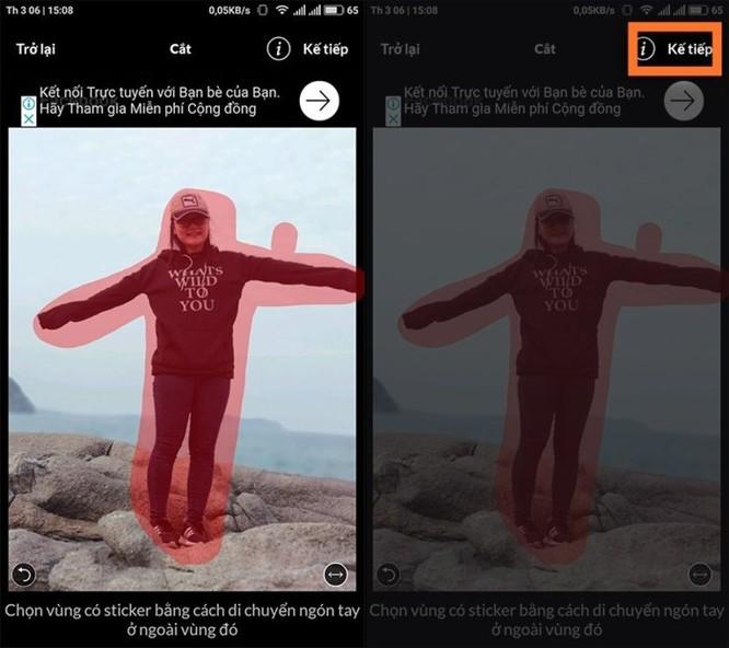 Hướng dẫn tách ghép ảnh trên điện thoại như Photoshop - Ảnh 3