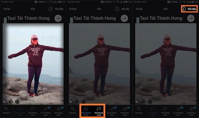 Hướng dẫn tách ghép ảnh trên điện thoại như Photoshop - Ảnh 4