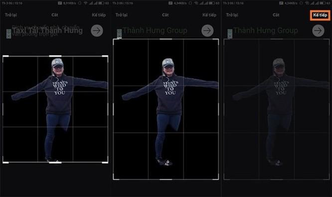 Hướng dẫn tách ghép ảnh trên điện thoại như Photoshop - Ảnh 5