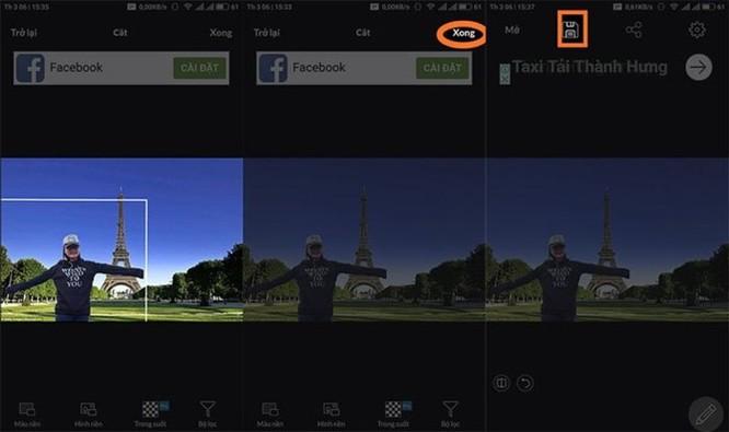 Hướng dẫn tách ghép ảnh trên điện thoại như Photoshop - Ảnh 7