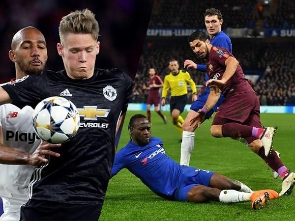 Lịch trực tiếp Champions League 2017/2018 lượt về vòng 1/8 tuần này - Ảnh 1