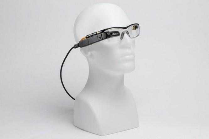 Chiếc kính thông minh này sẽ thay thế được cả laptop nhờ tích hợp Windows 10 - Ảnh 1