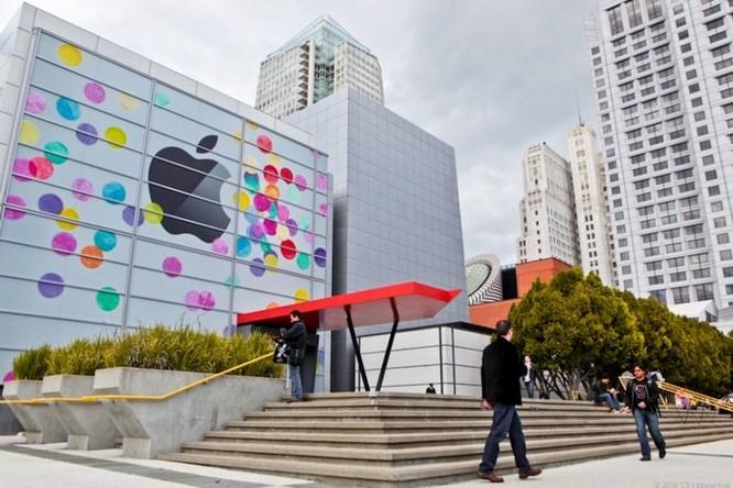 Apple tụt 24 bậc trong cuộc bầu chọn những công ty danh tiếng nhất tại Mỹ - Ảnh 1