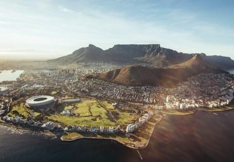 Cathay Pacific mở đường bay thẳng Hồng Kông đến Cape Town, Nam Phi - Ảnh 1