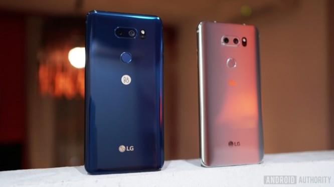 LG có thể ra mắt G7 vào tháng 5 cùng với G7 Plus - Ảnh 1