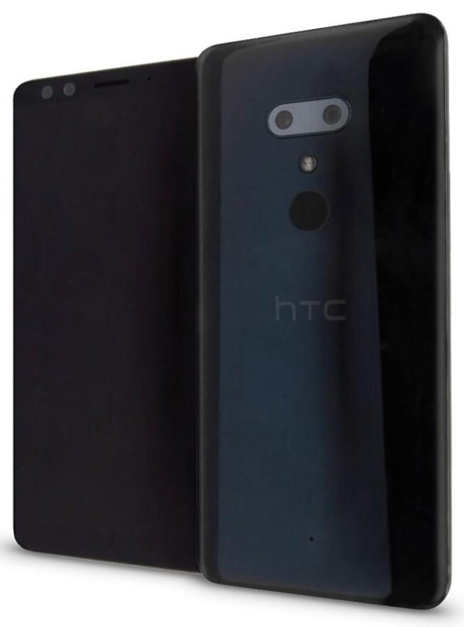 HTC U12 Plus: Một con quái thú thực sự, ra mắt vào tháng 5? - Ảnh 1