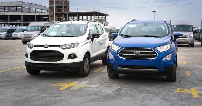 Lý do khiến Ford EcoSport đột ngột 'ế ẩm' - Ảnh 1