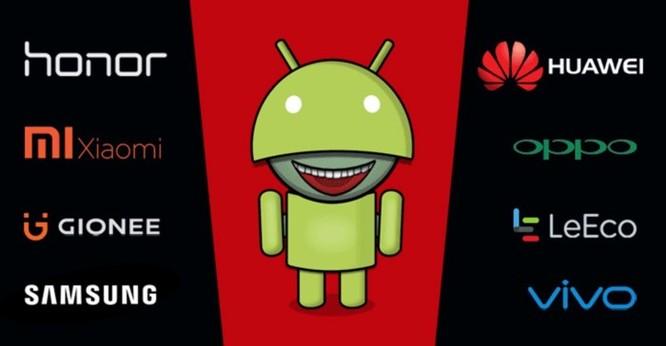 Gần 5 triệu smartphone TQ bị cài sẵn phần mềm độc hại - Ảnh 1