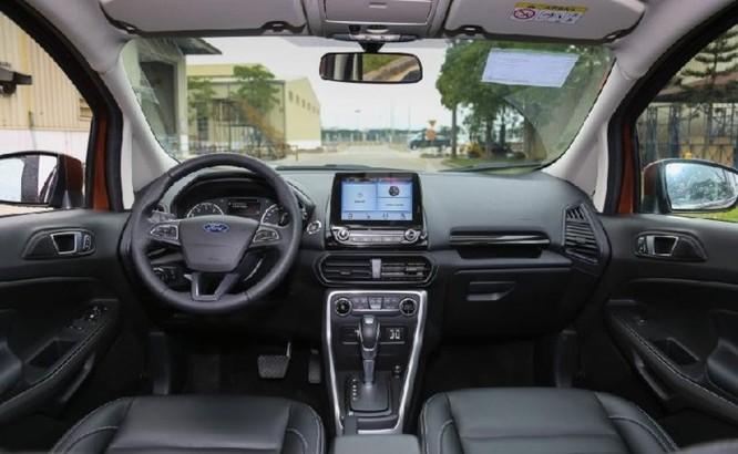 Lý do khiến Ford EcoSport đột ngột 'ế ẩm' - Ảnh 3