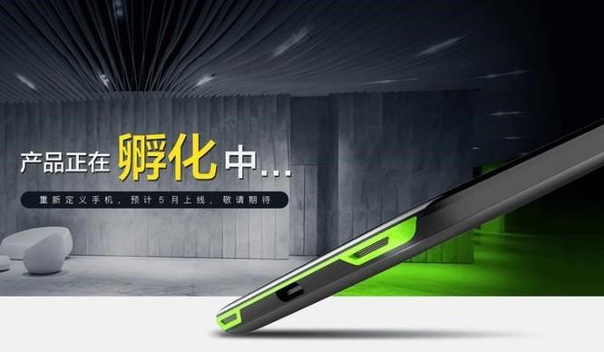 Smartphone chiến game Xiaomi Blackshark lộ diện: Snapdragon 845, 8GB RAM, kết quả benchmark ấn tượng - Ảnh 1