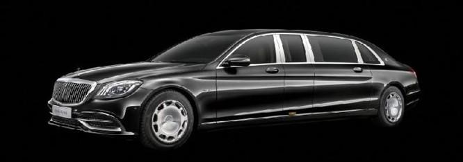 Ngắm Mercedes-Maybach S 650 Pullman 2019 đẳng cấp và mạnh mẽ - Ảnh 1