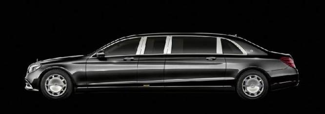 Ngắm Mercedes-Maybach S 650 Pullman 2019 đẳng cấp và mạnh mẽ - Ảnh 4