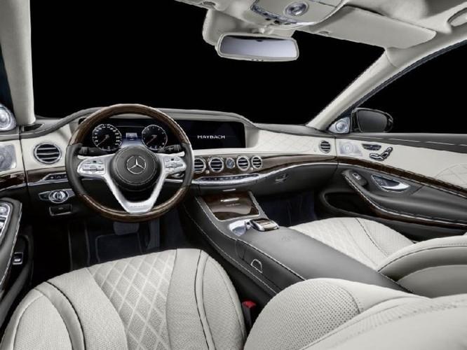 Ngắm Mercedes-Maybach S 650 Pullman 2019 đẳng cấp và mạnh mẽ - Ảnh 5
