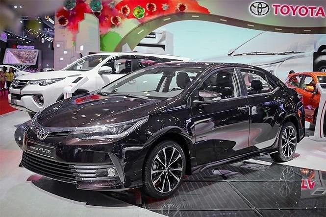 Toyota Việt Nam triệu hồi Corolla Altis để sửa lỗi - Ảnh 1