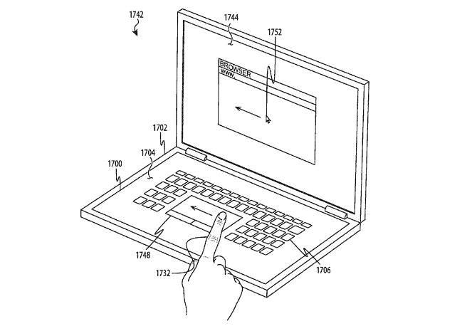 Macbook mới sẽ được trang bị bàn phím cảm ứng có cảm giác bấm như thật? - Ảnh 2
